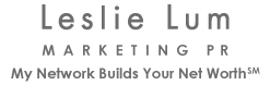 Leslie Lum Marketing PR